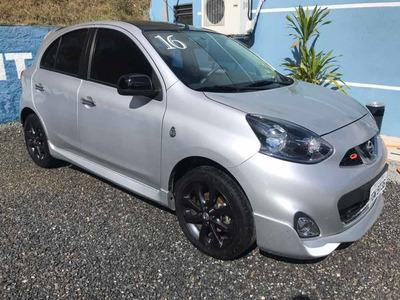 Nissan March 1.6 16v Rio 5p 2016