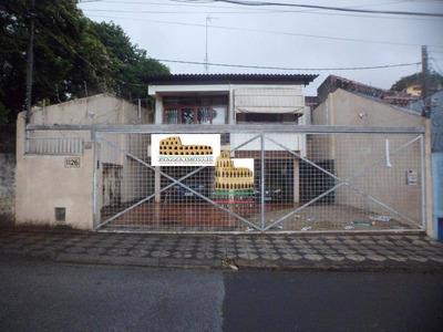 Casa Residencial Para Venda E Locação, Vila Trujillo, Sorocaba. - Ca0116