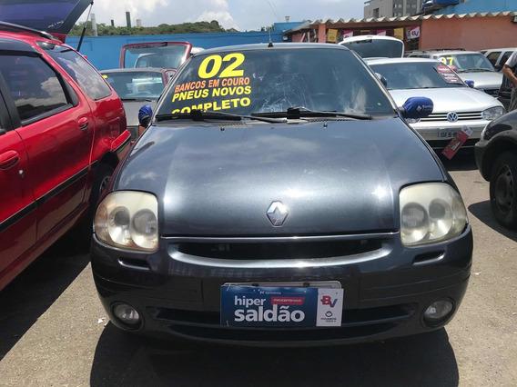 Renault Clio Sedan 1.6 16v Rt 4p 2002