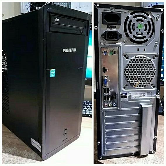 Desktop Computador D60 Pih81di Dualcore G1820 500gb 2gb