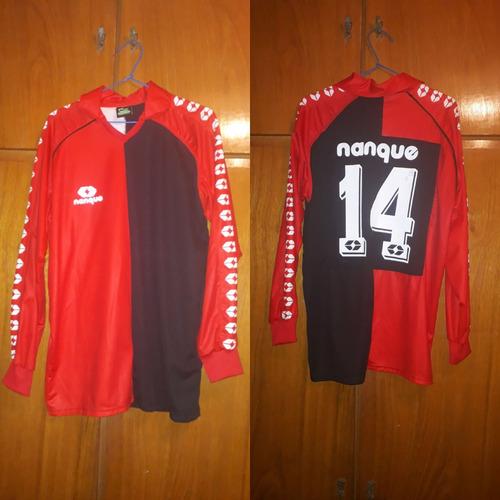 Camisa Do Colon De Santa Fé Da Argentina Nanque 1992