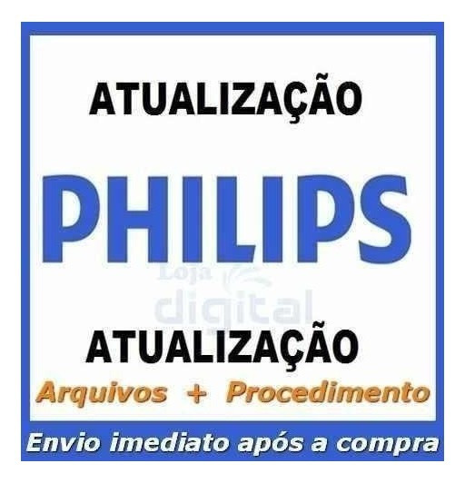 Atualização De Software Firmware Tv Philips 32pfl3008d/78