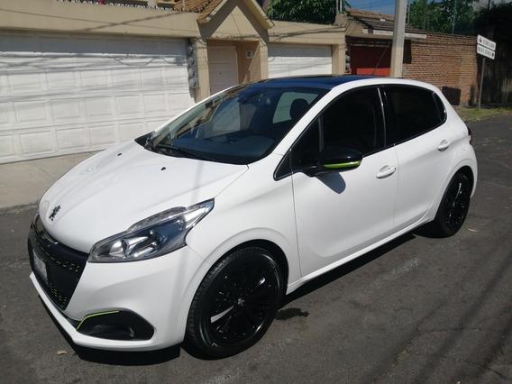 Peugeot 208 1.6 Allure Nuevo Mt 2018