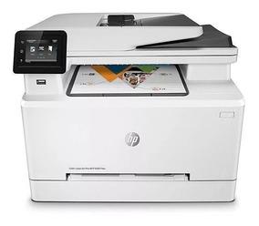 Impressora Multifuncional Hp Laserjet M281fdw Color 220v