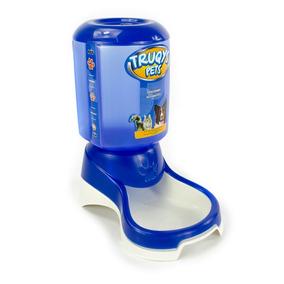 Comedouro Automático Galão Azul Truqys