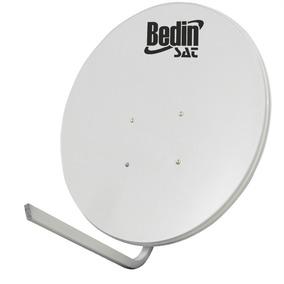 Antena Parabólica Externa Para Tv Banda Ku 60cm Bedin Sat