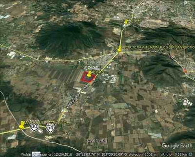 Terreno Carr- Guadalajara-colima