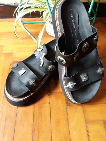 Zueco,plataforma Nazaria...negros..n°39