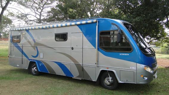 Motor Trailer - Motor Home Itapoã Aconcágua 900 - Y@w1