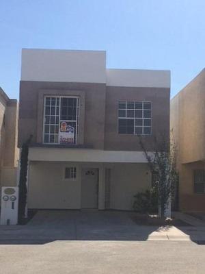 Casa Sola En Renta En Residencial Sendas, Juárez, Chihuahua