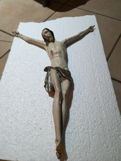 Cristo Gótico Antiguo.