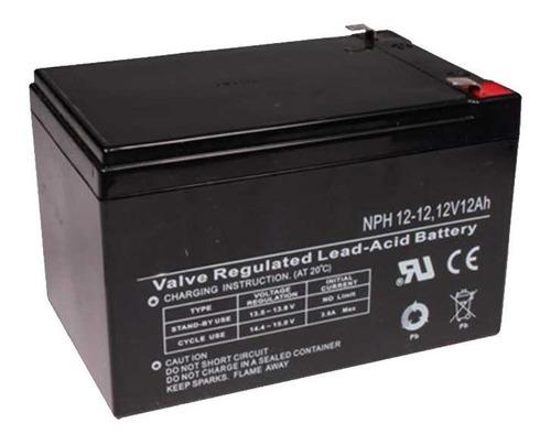 Imagen 1 de 1 de Bateria Para Ups Apc 12v 12a 12ah 12amp