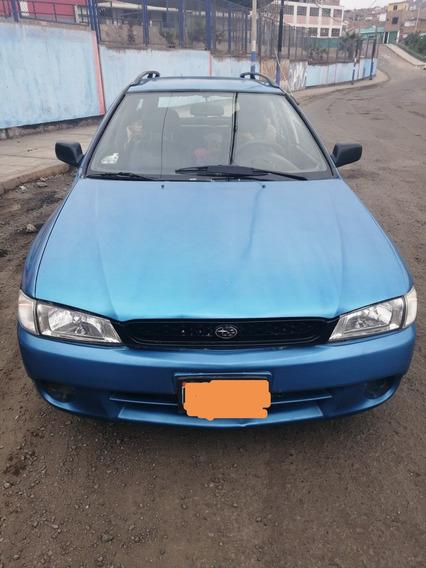 Subaru Impreza Semi Full