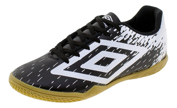 Chuteira Masculina Footwear Acid Umbro - Of2097 Preto/branco