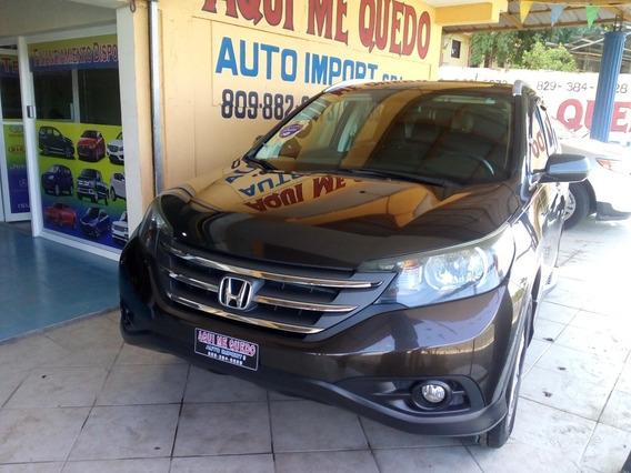 Honda Cr-v Semi Yul