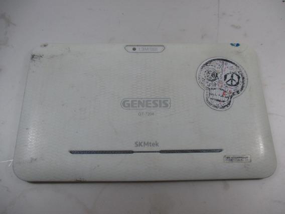 Tampa Traseira Do Tablet Genesis Gt-7204 Skmtek