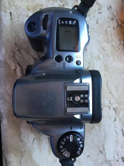 Canon Eos Rebel Gii + 9 Cromo Slide Fuji Provia 100f + Dispa