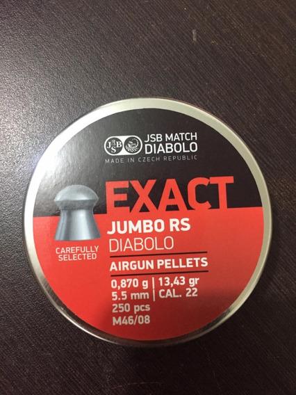 Diabolo Exact Jumbo Rs Cal. 5.5