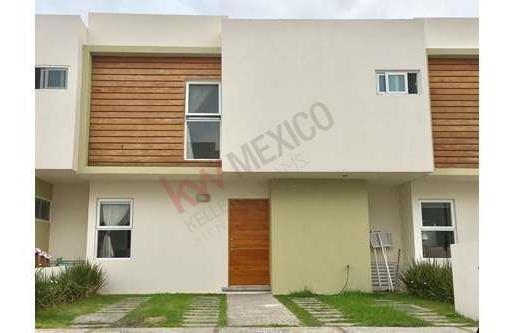 Casa Amueblada En Renta Cerca De Todo En Juriquilla Con Habitación En Pb Con Baño Completo