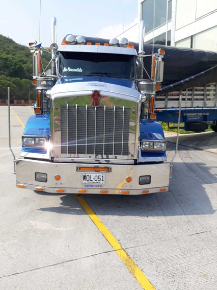 Kenworth T 800 Full Equipo