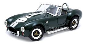 Shelby Cobra 427 S/c 1964 1:18 Yat Ming 92058-verde