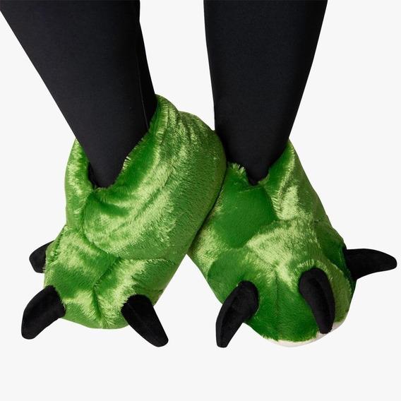 Pantufa Pelúcia Dino Monstro Infantil Lançamento