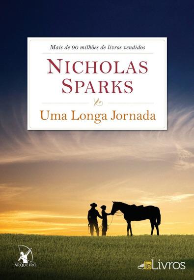 Livro Uma Longa Jornada - Nicholas Sparks