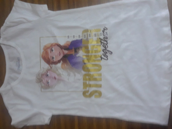 Franelas Frozen 2. Original