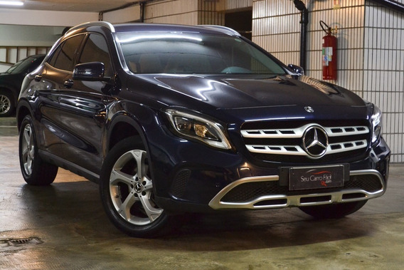 Mercedes Gla200 Advance 1.6t - Único Dono - 2018