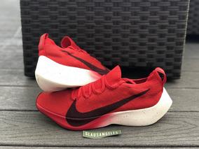 Nike Vaporstreet Flyknit Red
