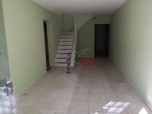 Imagem 1 de 13 de Sobrado Para Alugar, 125 M² Por R$ 3.000,00/mês - Parque São Domingos - São Paulo/sp - So0900