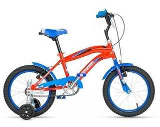 Bicicleta Niño Top Mega Crossboy Rodado 16