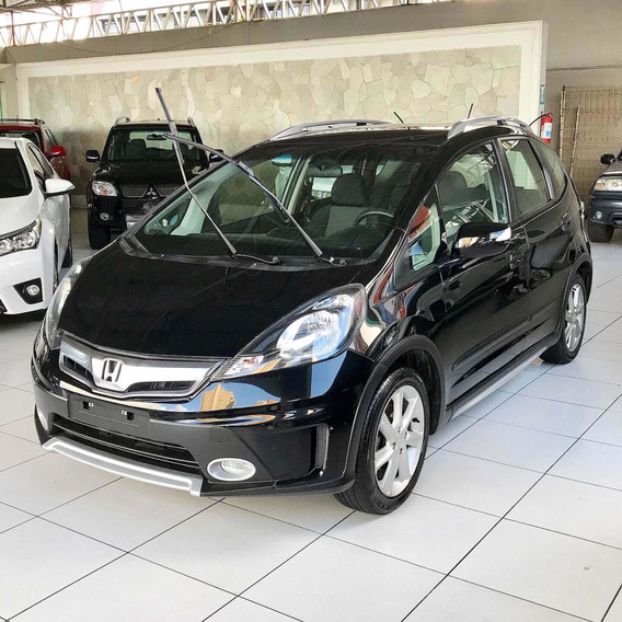 Honda Fit 1.5 Twist 2013 Flex Automatico