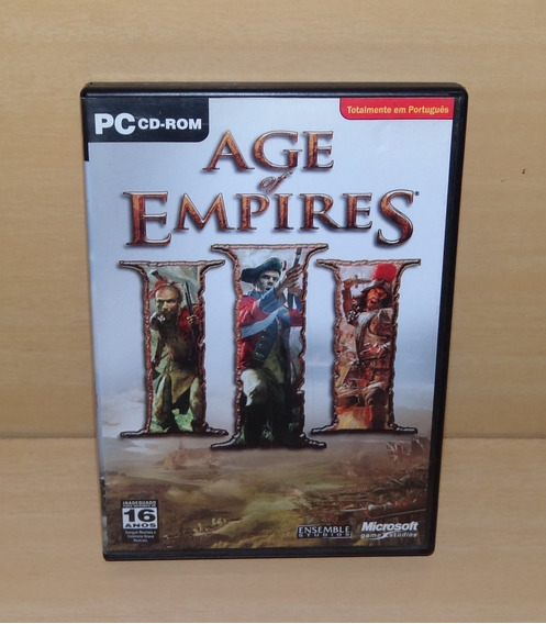 Age Of Empires Iii 3 - Pc