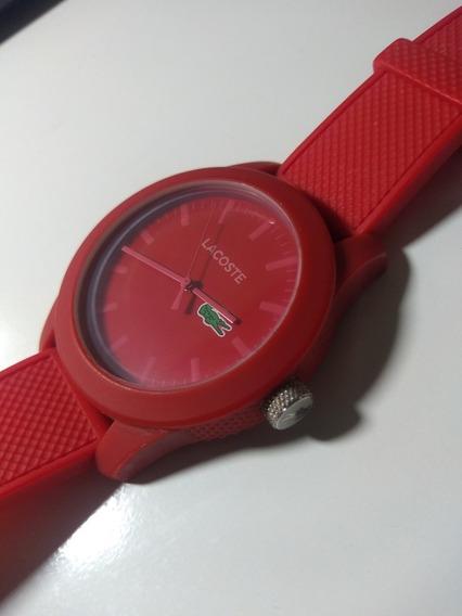 Relógio Lacoste Borracha