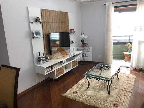 Imagem 1 de 30 de Apartamento No Anália Franco - 126 M² - 7112