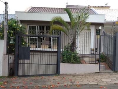 Casa Em São José Com 2 Dormitórios - Vr20926