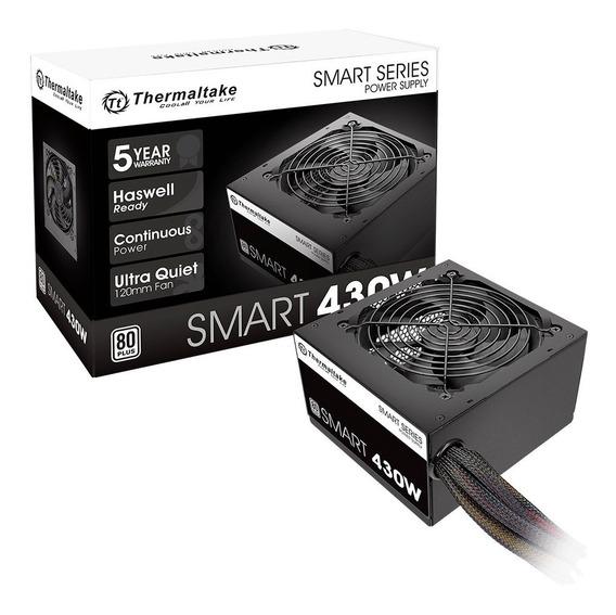 Fonte Thermaltake Smart 430w (ps-spd-0430npcwus-w).