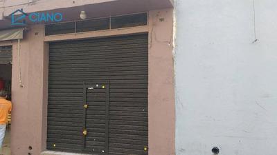 Salão Comercial À Venda, Mooca, São Paulo. - Sl0054