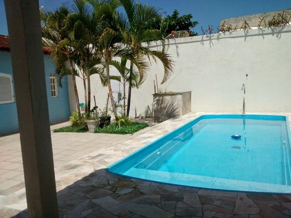 Casa De Praia Em Itanhaem - Sp