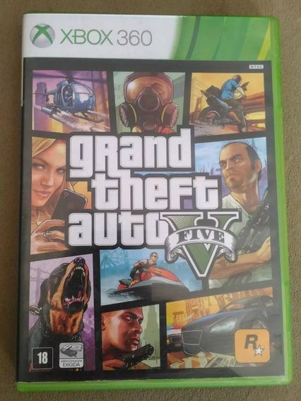 Grand Theft Auto V Xbox360 Original// Gta V Xbox360 Original