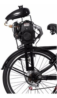 Negro Bobina De Encendido Del Cdi Para La Bicicleta Motorizada Del Motor De 2 Tiempos De 49-80cc