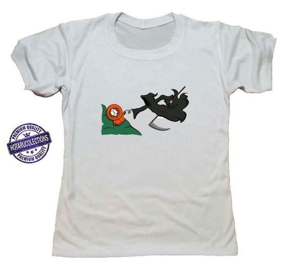 Remera South Park Mod 30 Hotarucolections