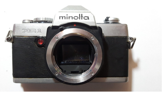 Câmera Fotográfica Minolta Xg1