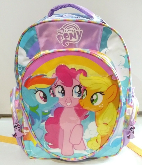 Mochila My Little Pony Original. N16
