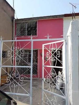 Casa En Renta En Real Del Moral, Iztapalapa.