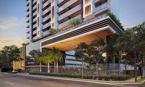 Imagem 1 de 30 de Apartamento Com 3 Quartos À Venda, 126 M², 3 Vagas, Novo, Financia - Aldeota - Fortaleza/ce - Ap1958