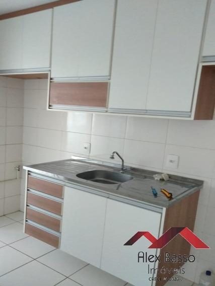 Apartamento Lindo Para Locação - Aceitamos Todas As Garantias - Condomínio Completo Com Piscina - Sacada - Ap00433 - 33716881