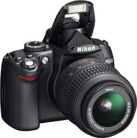 Câmera Nikon D5000 (grátis Case, Cartão E Protetor Lente)