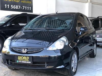 Honda Fit 2007 1.4 Lx Flex 5p